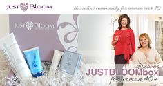 #JustBbloombox - Are you over 40 or do you know someone who is? You'll want to check out this giveaway for you and only you! http://www.mommieagain.com/2013/11/justbloombox-giveaway-ends-12613.html