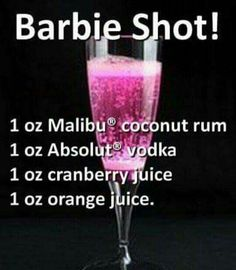 Call it something else but sounds tasty and it's pink