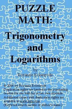 math worksheet : trigonometry worksheets  problems free printables for classroom  : Math Worksheets Trigonometry