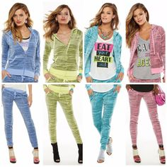 NWT Authentic Juicy Couture Women s Space-Dyed Velour Tracksuits 2aa894e82c