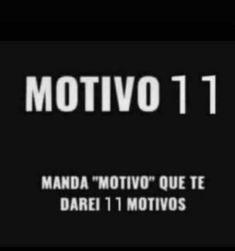 1/2 (11 Motivos)