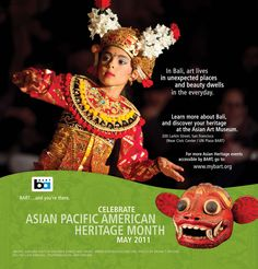 Asian Pacific American Heritage Month 2011