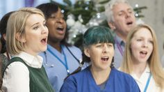NHS Choir beat Bieber to UK Christmas number one