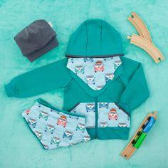Baby and children's fashion by Babauba: Hippiebus Design Baby Outfits, Baby Tie, Happy Hippie, Self Design, Neckerchiefs, Baby Design, Sewing For Kids, Bunt, Kids Fashion