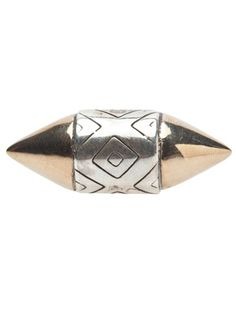 Pamela Long Eclipse Ring