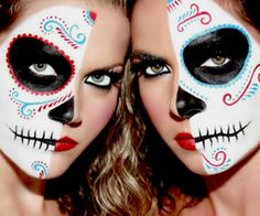 sugar skulls are fun