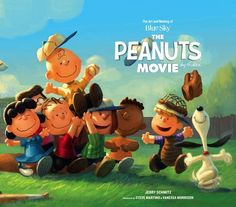 411ed78ef3 The Art and Making of The Peanuts Movie by Jerry Schmitz http   www