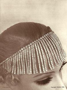 hoodoothatvoodoo:  Chanel 1932