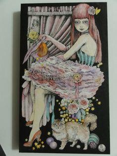 Yuko Higuchi (b1957 Tokyo, Japan)   ヒグチユウコのお絵かき&写真日記