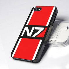 N7 Mass Effect Iphone 5 Case