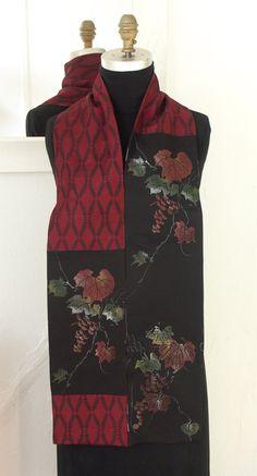 Cashmere Silk Scarf - Yearning Silk Scarf by VIDA VIDA NUsu1O