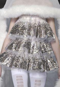 #Jean Paul Gaultier Haute Couture Fall 2009 #Details