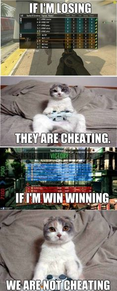 Playing Black Ops 2 - www.funny-pictures-blog.com