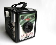 Coronet Captain Box Camera