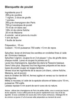 1000 images about recettes tupperware on pinterest tupperware flan and mousse - Micro minute tupperware recette ...