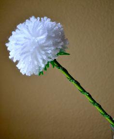 Dandelion fairy wand - Mrs. Sparklnose wand