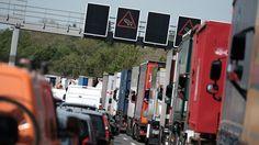 Paketdienste verstopfen die Straßen: Lkw-Branche kämpft mit Güterboom