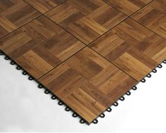 Flooring and Mats|Dance Floors|Dark Oak Portable Dance Floor System $5.20/SF