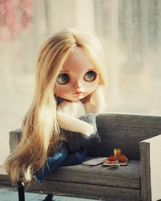 温暖的下午#blythe #blythedoll #dollphotography #afternoon