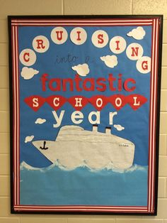 Back To School Nautical This Would Be A Fun Cl Theme