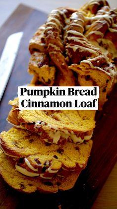 Kitchen Recipes, Baking Recipes, Dessert Recipes, Quick Bread Recipes, Pumpkin Recipes, Fall Recipes, Sweet Recipes, Muffins, Donuts