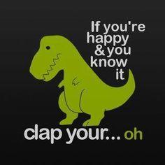 dinosaur :)