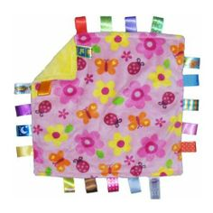 Taggies - Baby Security Blanket - Pink Butterflies by Taggies, http://www.amazon.co.uk/dp/B00BA1C4OI/ref=cm_sw_r_pi_dp_pCN2sb1MCCF1G