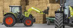 Marsh Tractors