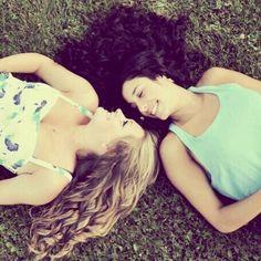 Laurine et moi