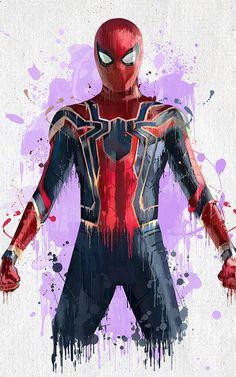 Spiderman In Avengers Infinity War Wallpaper – Cool backgrounds Marvel Dc Comics, Marvel Avengers, Hero Marvel, Films Marvel, Marvel Art, Marvel Characters, Marvel Cinematic, Spiderman Marvel, Captain Marvel