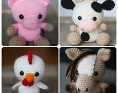 Amigurumi Horse Tutorial : Best Миа и я images amigurumi patterns crochet