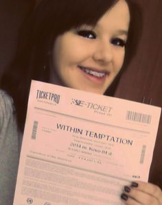 #WTworldtour For me life without Within Temptation is like; Facebook without friends, Youtube without videos, and Google with no result. So this your concert in Lithuania for me it's very important becouse I waited for it all my life. See you 03.04 in Vilnius!