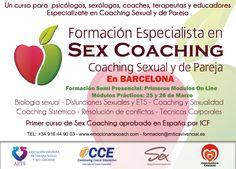 Eres de BArcelona y te has perdido nuestra formación en Sex Coaching. AUN PUEDES REALIZARLA. Infórmate Aquí: http://emocionartecoach.com/cursosexcoachingbarcelona.html