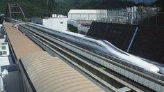 maglev, Japan, high-speed rail, HSR, fast trains