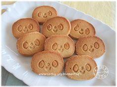 cathy's joy: Kinako Cookies