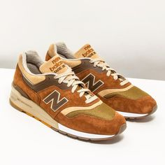"J. Crew x New Balance M997 ""sweet butterscotch"""