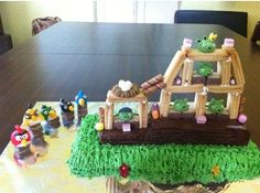 Ideas for Angry Birds Party