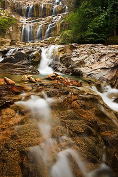 Beautiful Waterfall - Malaysia