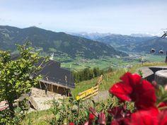 Blick von 1570m nach Zeller See von Maiskogel.  View from 1570m to Zeller See from Maiskogel Alpine Village, Adventure, Mountains, Nature, Travel, Kaprun, Naturaleza, Viajes, Destinations