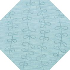 Dalyn Rug Co. Bella Blue Area Rug Rug Size: Octagon 12'