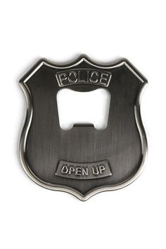 Police Badge Bottle Opener $8