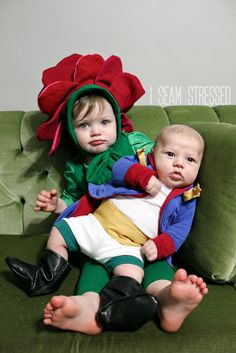 i seam stressed: Kids Clothes Week October 2013 / Days Two & Three