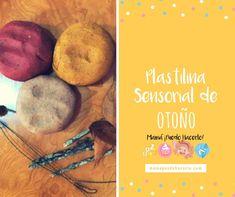 Plastilina Sensorial de Otoño - Autum play dough Play, Breakfast, Food, Homemade Playdough, Diy, Homemade, Manualidades, Morning Coffee, Meals