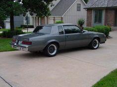1986 Buick Regal Specs, Photos, Modification Info at CarDomain My Dream Car, Dream Cars, 1987 Buick Grand National, General Motors Cars, Citroen Traction, Custom Muscle Cars, Gm Car, Buick Skylark, Buick Regal