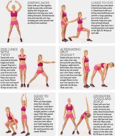 Cardio & warm ups on Pinterest | Plyometric Workout, Workout and Cardio