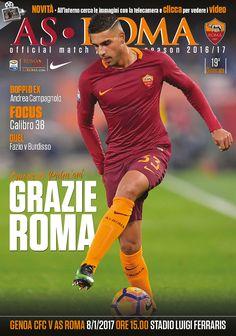 Prepariamoci alla sfida di domenica sera contro i rossoblu, attraverso le pagine del nostro Match Program ufficiale...