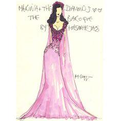 Marina-The-Diamonds-Hasan-3.jpg (Immagine JPEG, 440x600 pixel) -... ❤ liked on Polyvore