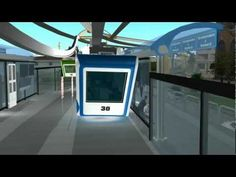 SMT_Rail the World's Greenest Smart Mass Transit system. SMT_Rail is the only known multi-functional transportation system on the planet that can provides en. Ground Transportation, 21st Century, Techno, Planets, Urban, Revolution, Videos, Projects, Youtube