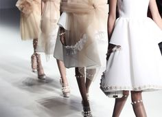 From the Archives : Simone Rocha Spring 2014