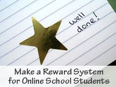 """""""10 Ways to Make Effective Reward Systems for Kids in Virtual School"""" from Connections Academy online school. Pin to Prepare—Create a Pinboard of """"Cool Tools for Online School"""" for a Chance to Win! #onlinelearning #parenting #virtualschool"""